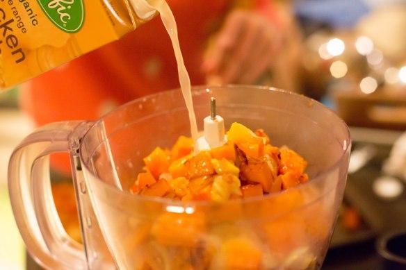 Butternut Squash Soup Recetterie